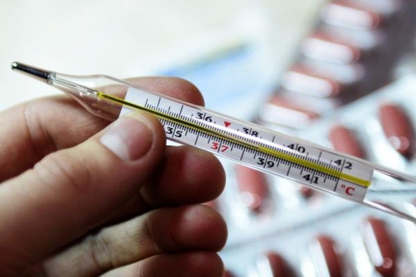 Офіційна статистика щодо захворюваності на грип у Харкові