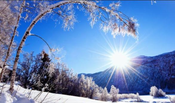 22 грудня о 00:23 розпочнеться астрономічна зима