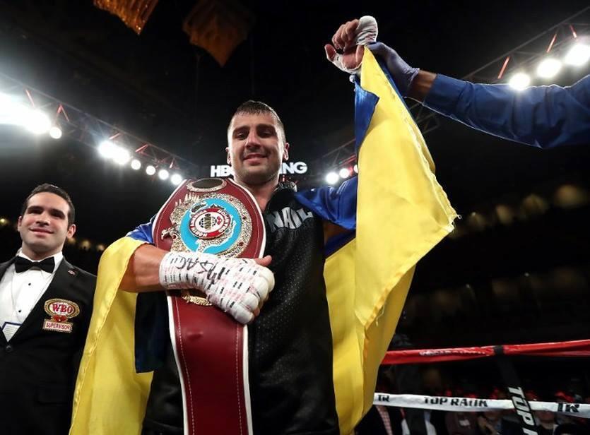 Харківський боксер – володар титула чемпіона світу