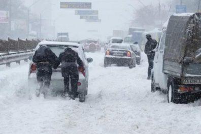 Snegopady