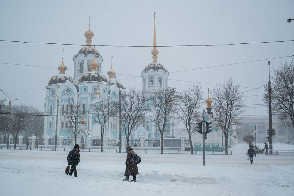 В Харківській області готуються до сильного снігопаду
