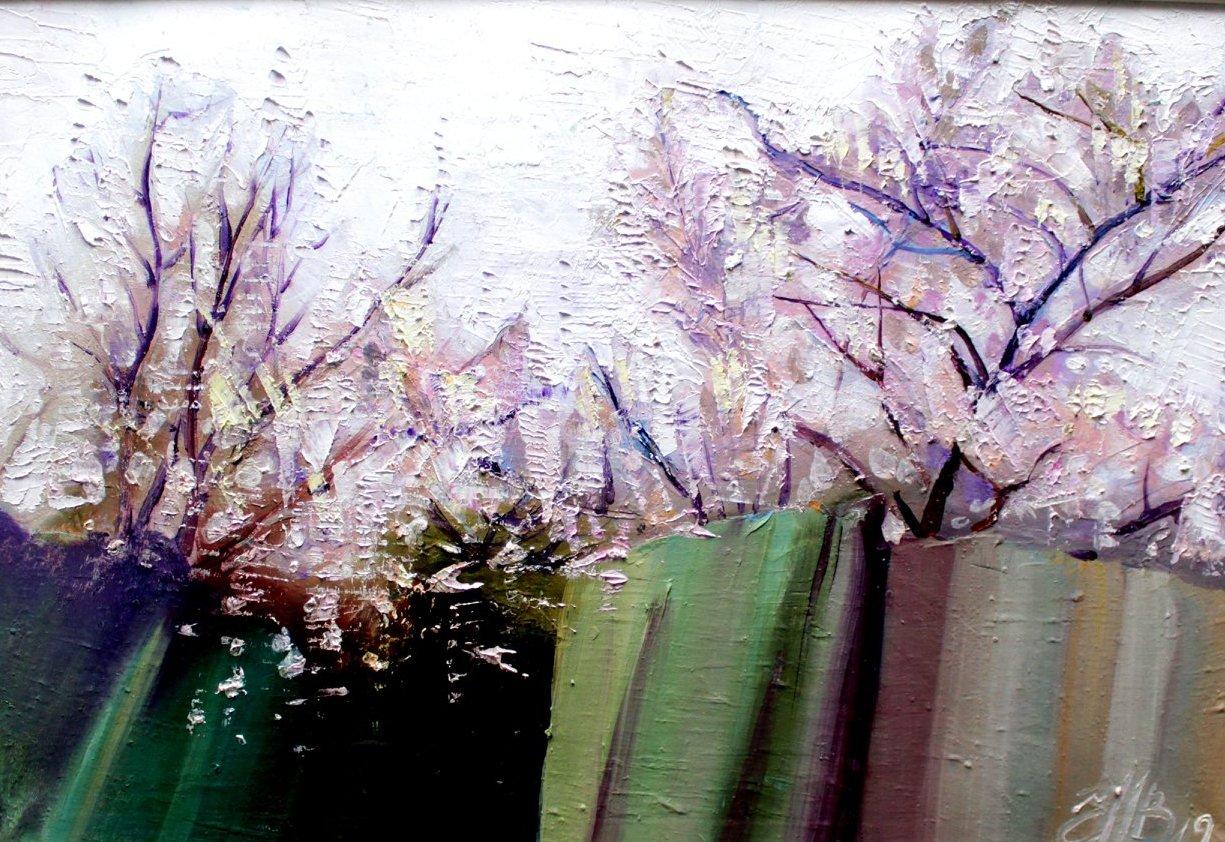 Весняні мотиви в галереї «Бузок»
