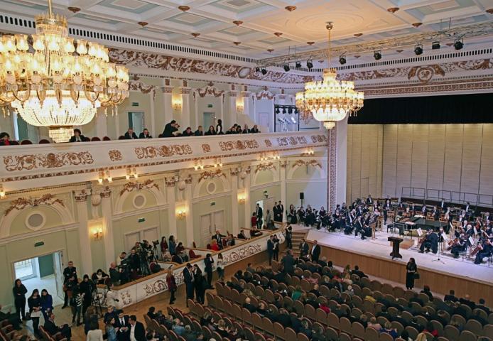 Харківська філармонія цієї весни приготувалась дивувати