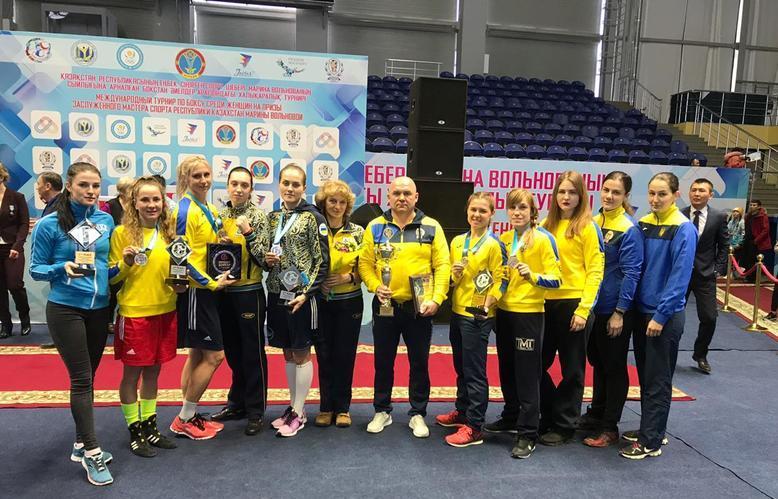 Харків'янка стала бронзовою призеркою турніру з боксу