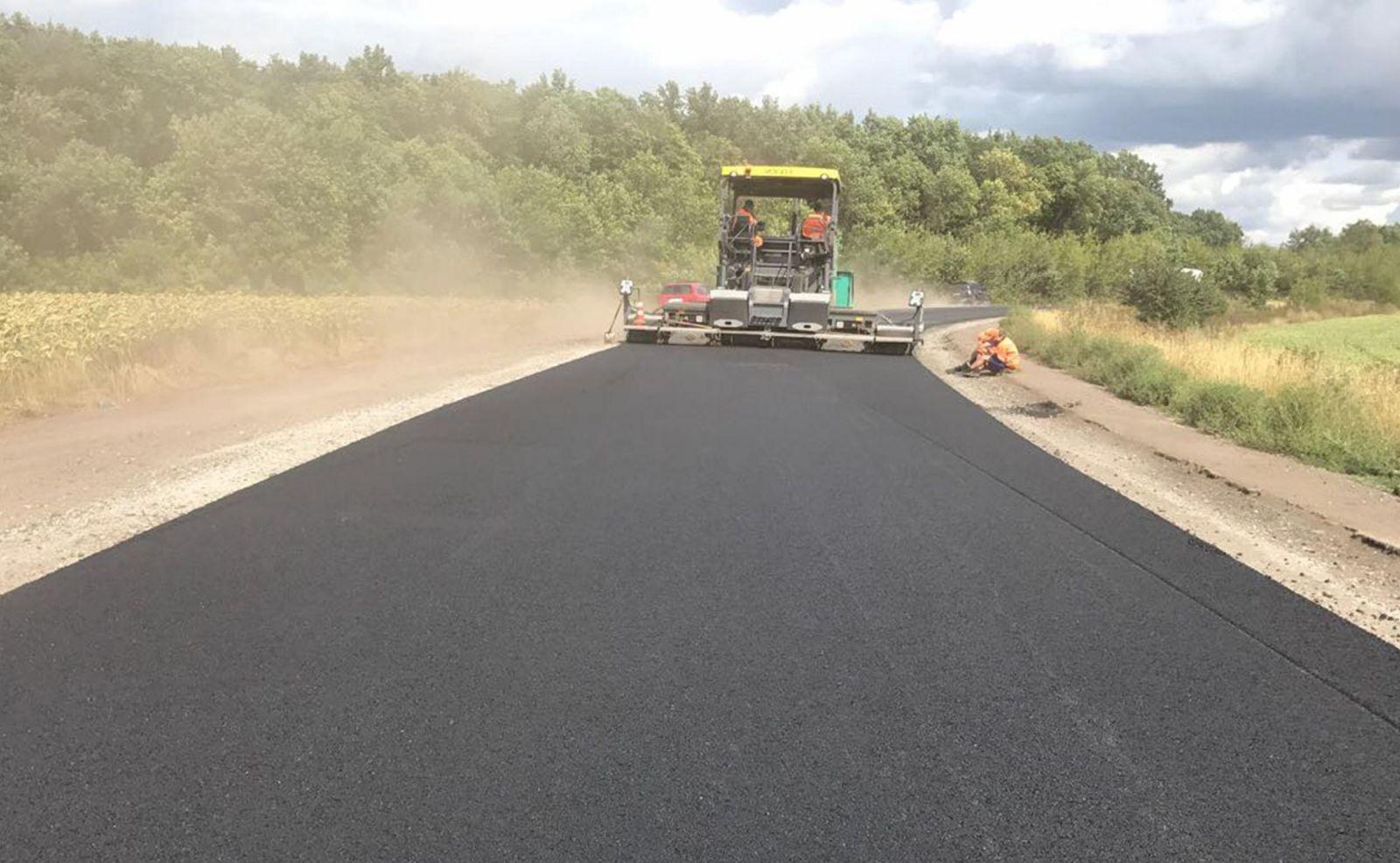 Цьогоріч розпочнеться будівництво ділянки об'їзної дороги навколо Лозової
