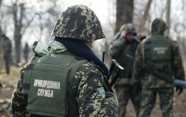 Затримано іноземців при спробі незаконно перетнути кордон