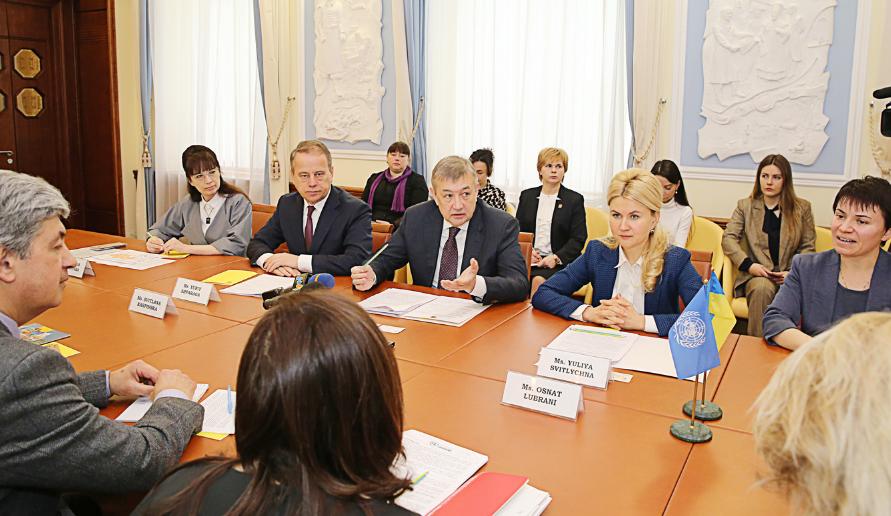 Представництво ООН ініціює розвиток місцевих проектів на Харківщині