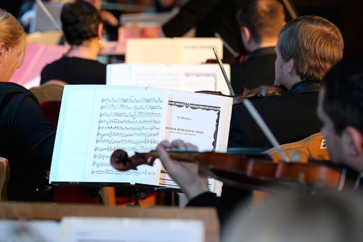Оркестр Харківської філармонії вперше виступив у Краснограді
