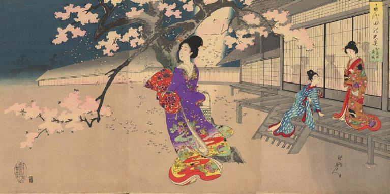 Виставка японських гравюр у Харкові