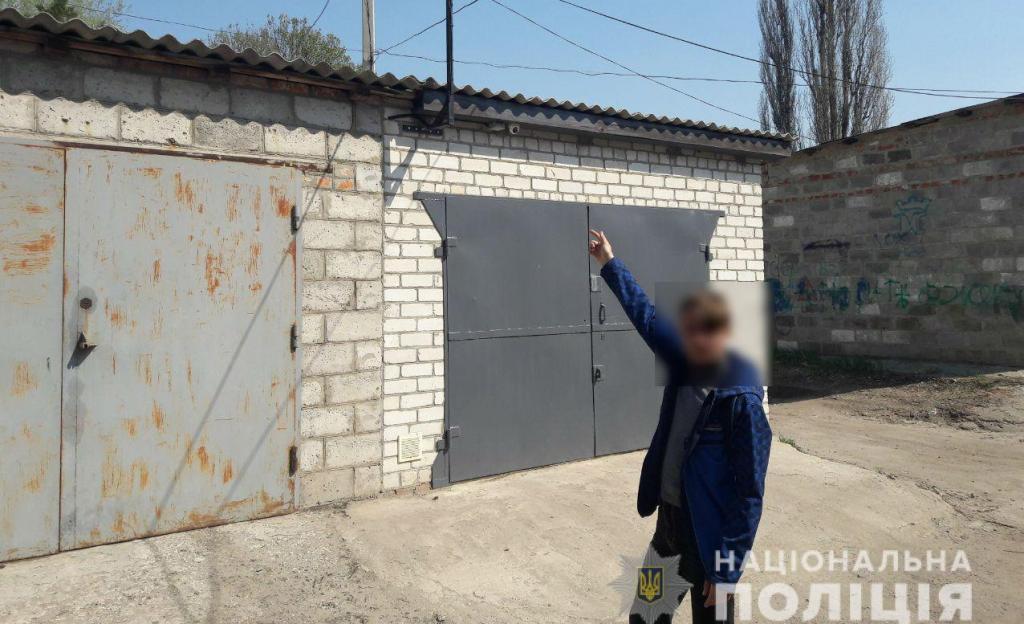 За скоєння серії крадіжок затримано неповнолітніх