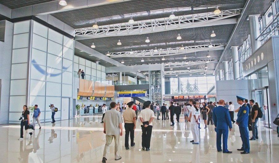 В аеропорту затриманий небезпечний злочинець