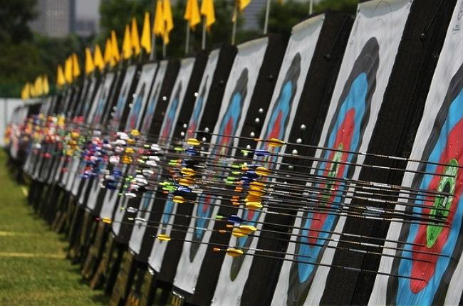 Харківські лучники здобули медалі чемпіонату України