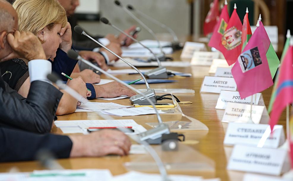 Пройшли загальні збориАсоціації органів місцевого самоврядування