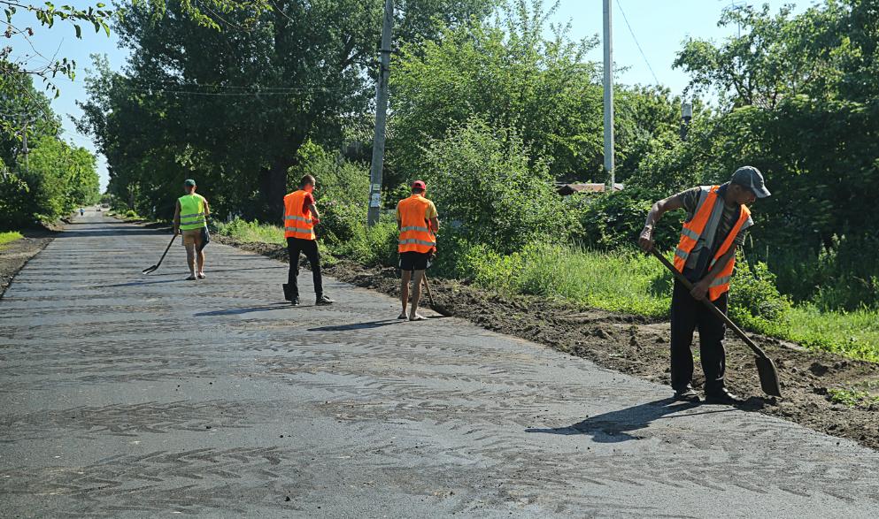 13 млн грн отримала Красноградщина на відновлення доріг