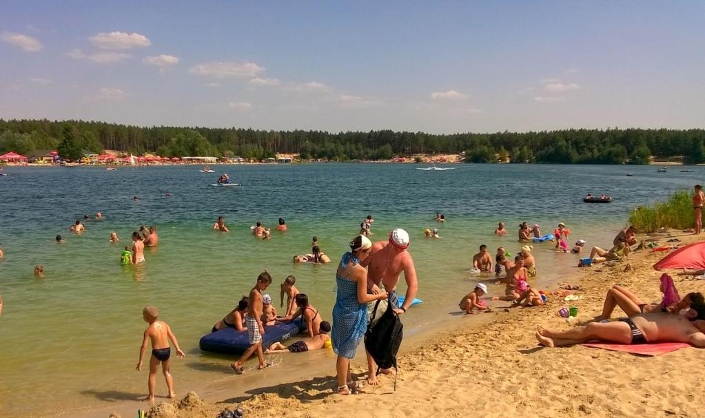 Пляжний сезон на Харківщині офіційно стартуватиме 15 червня