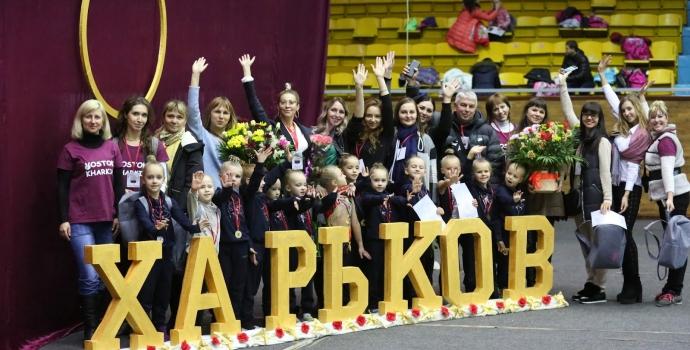 Харків готується до Фестивалю з художньої гімнастики