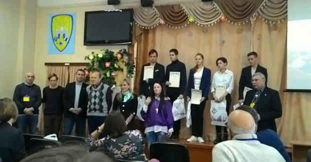 Перемога на Всеукраїнського турніру юних фізиків