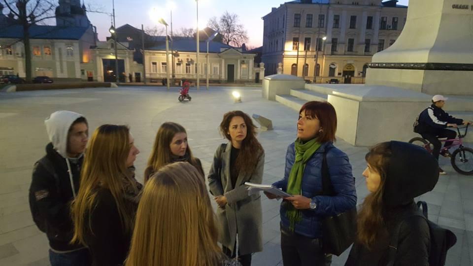 Проект «Харків дипломатичний» об'єднав екскурсоводів міста