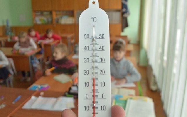 Моніторинг з дотримання повітряно-температурного режиму у закладах освіти