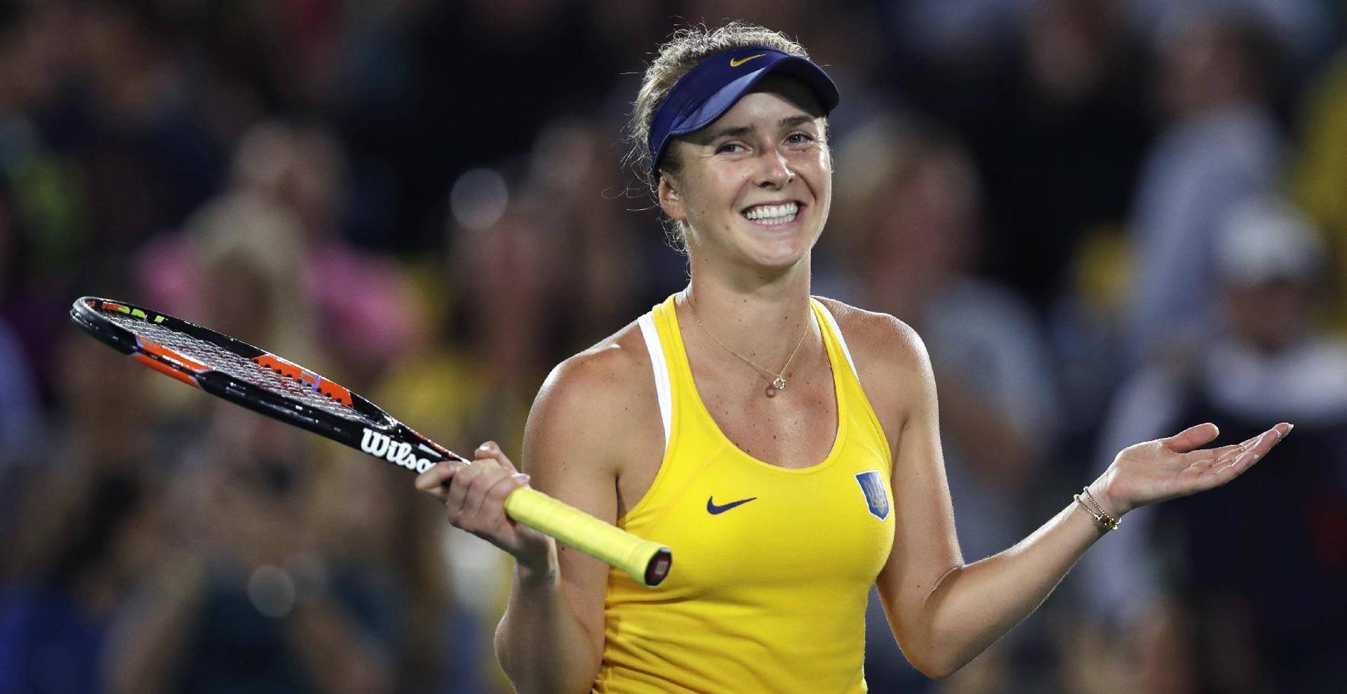 Чергова перемога Харківської тенісистки Еліни Світоліної