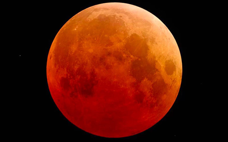 21 січня можна буде спостерігати «криваве» затемнення