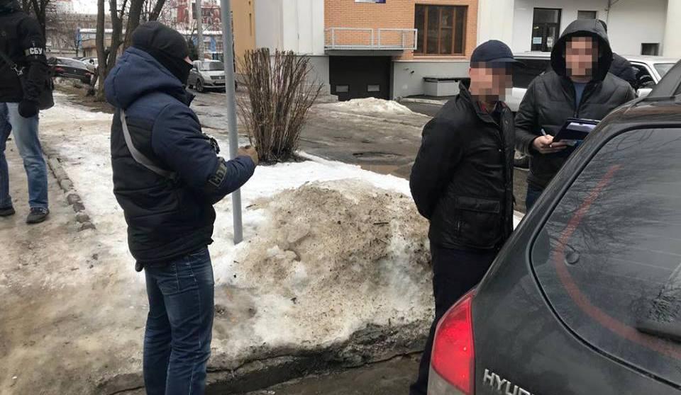 У Харкові затримано кримінальне угруповання