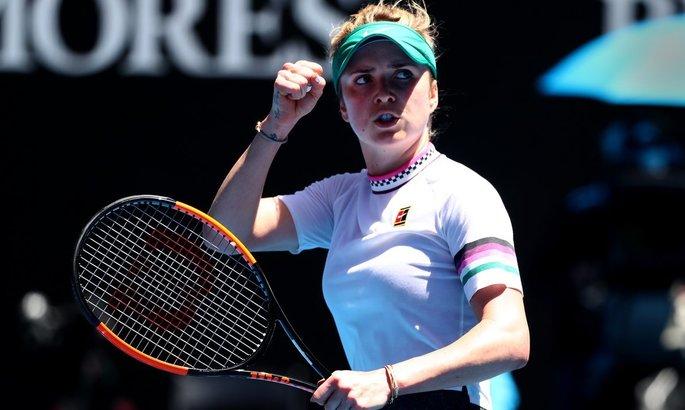 Успішний виступ Еліни Світоліної на турнірі в США