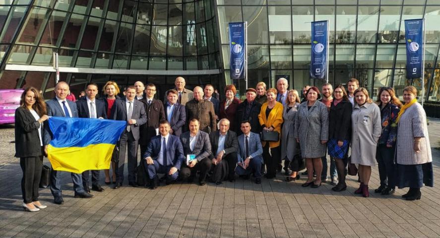 У вересні Харківщину відвідає делегація Великопольського воєводства
