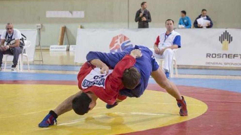 Молоді самбісти Харкова вибороли медалі чемпіонату Європи