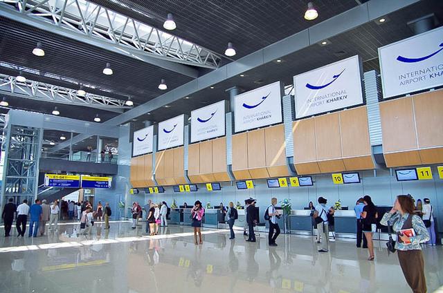 В аеропорту затримано іноземця з історичними реліквіями