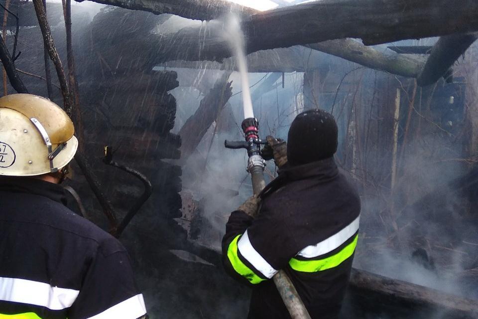 Понад 80 пожеж за добу на Харківщині