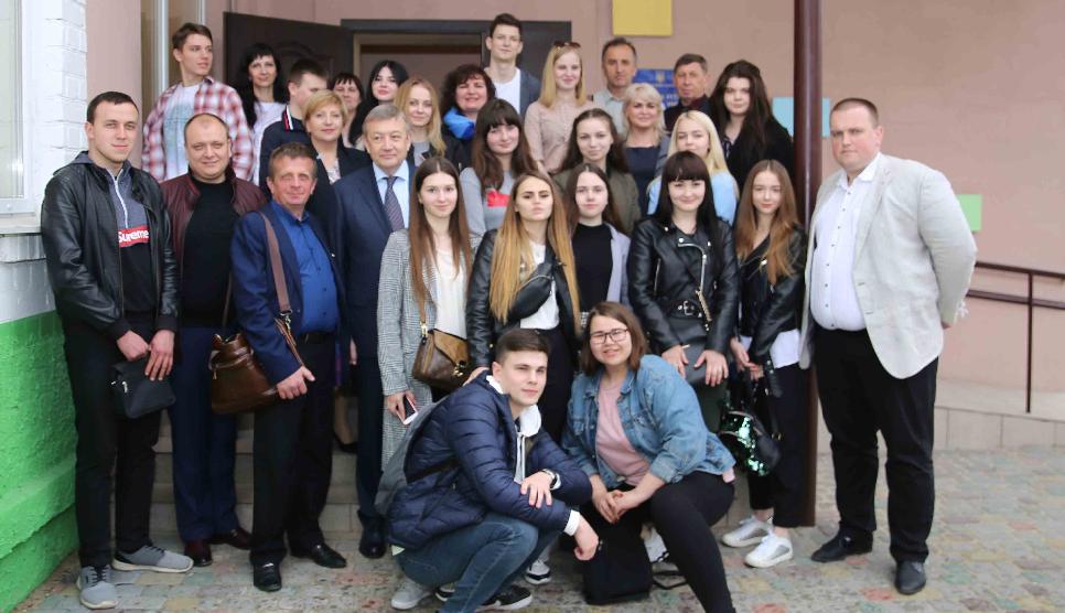 На Харківщині готують нові кадри для місцевого самоврядування