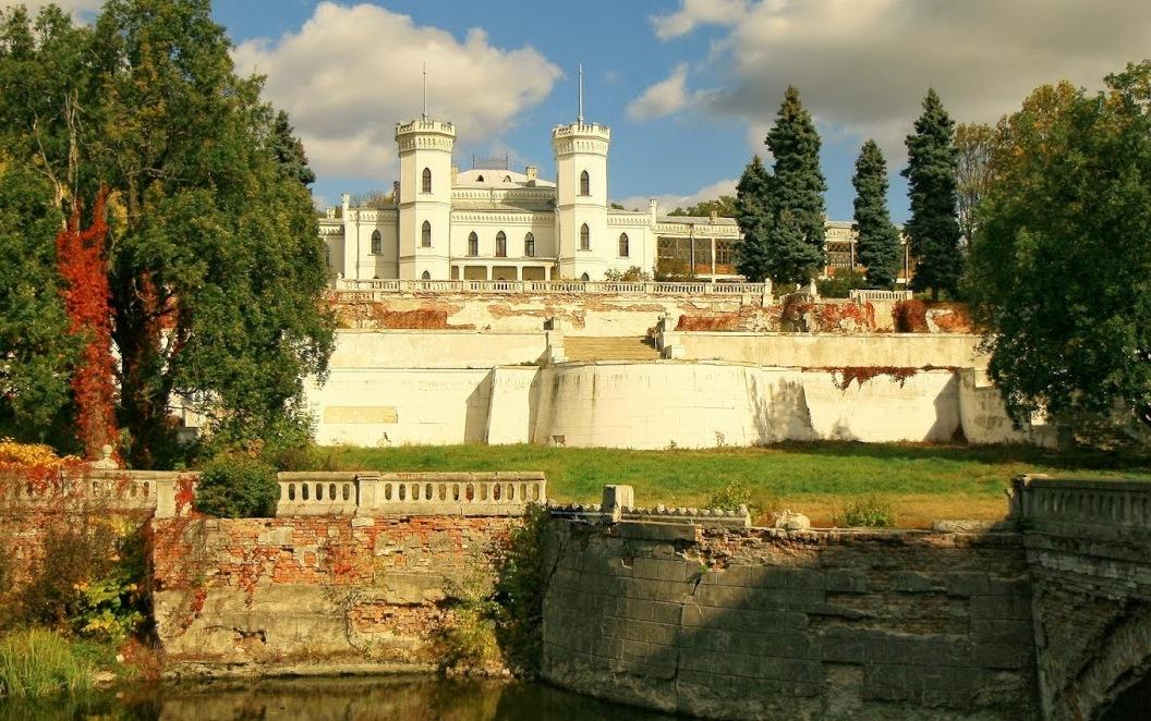Підвели минулорічні підсумки реконструкції палацо-паркового комплексу «Садиба»