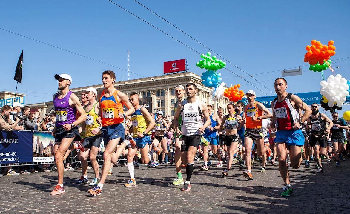У Харкові пройде VI-й Міжнародний марафон
