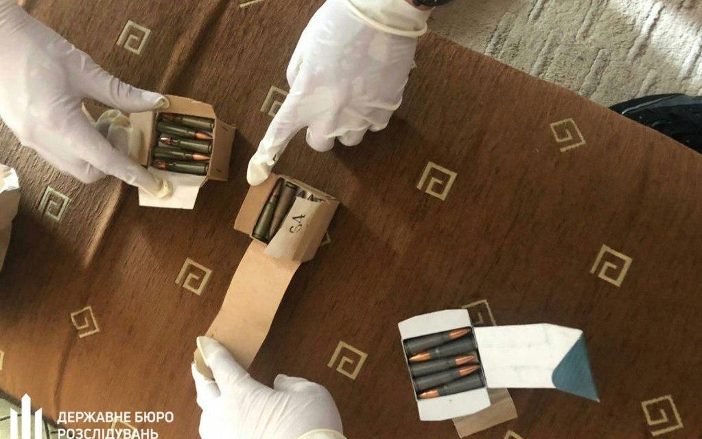 У Харкові викрито поліцейського на незаконному збуті боєприпасів
