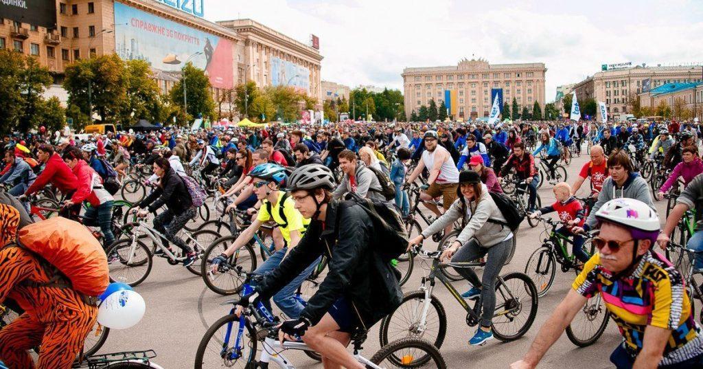 У Харкові пройде велопарад