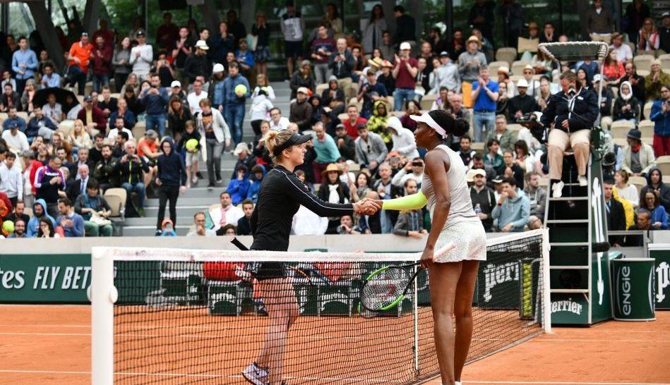 Харківська тенісистка перемогла колишню чемпіонку
