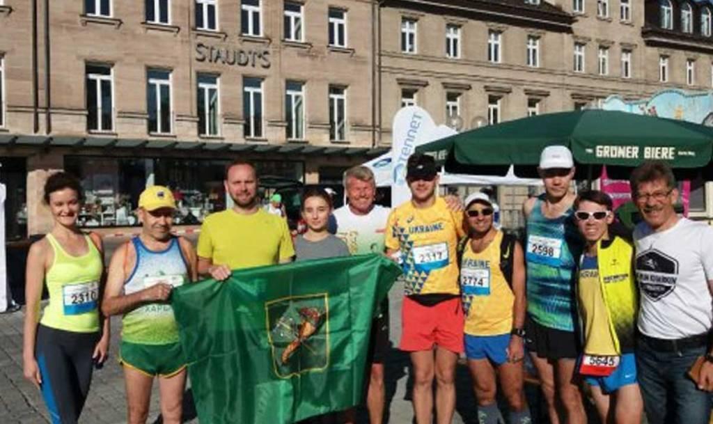 Харків'яни успішно виступили на марафоні в Німеччині