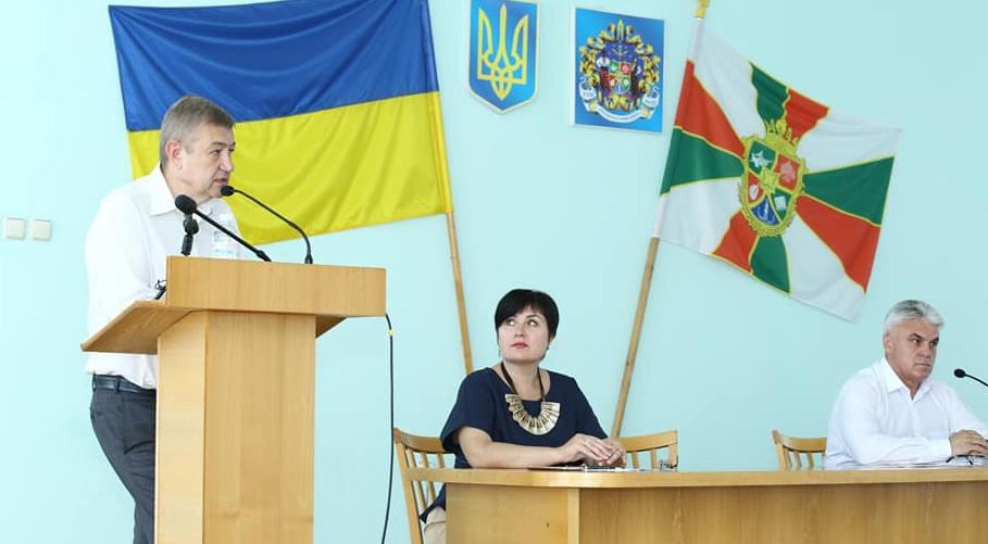 На Красноградщині обговорили перспективи розбудови краю
