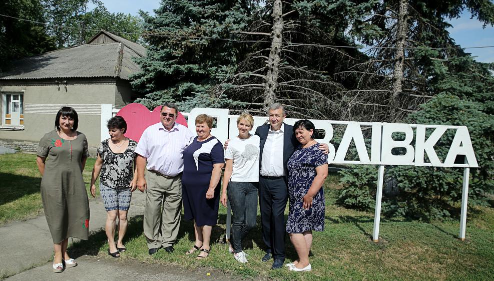 В Лозівському районі відновлюють заклади культури та освіти