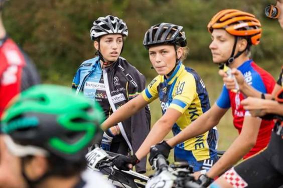 Харків'янка здобула третє місце на велогонці в Сербії
