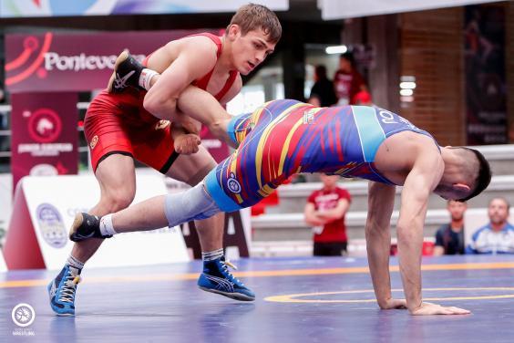 Харківські борці вибороли медалі чемпіонату Європи