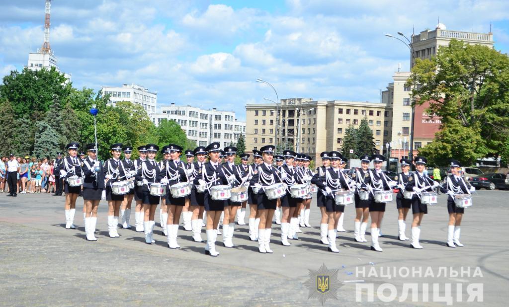 Професійне свято відзначили співробітники Національної поліції