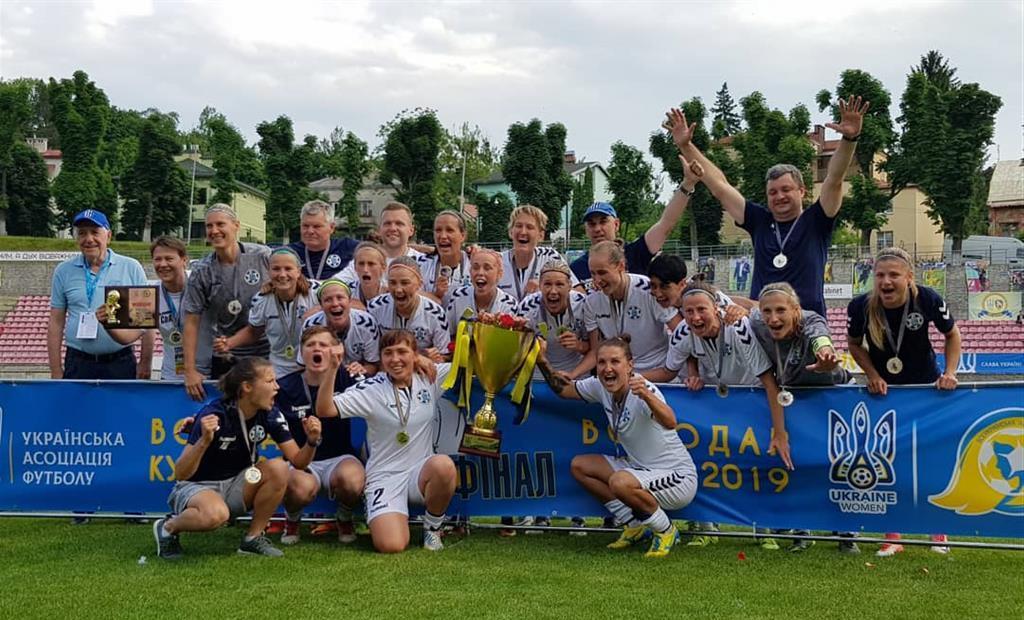 У Харкові пройдуть матчі з жіночого футболу