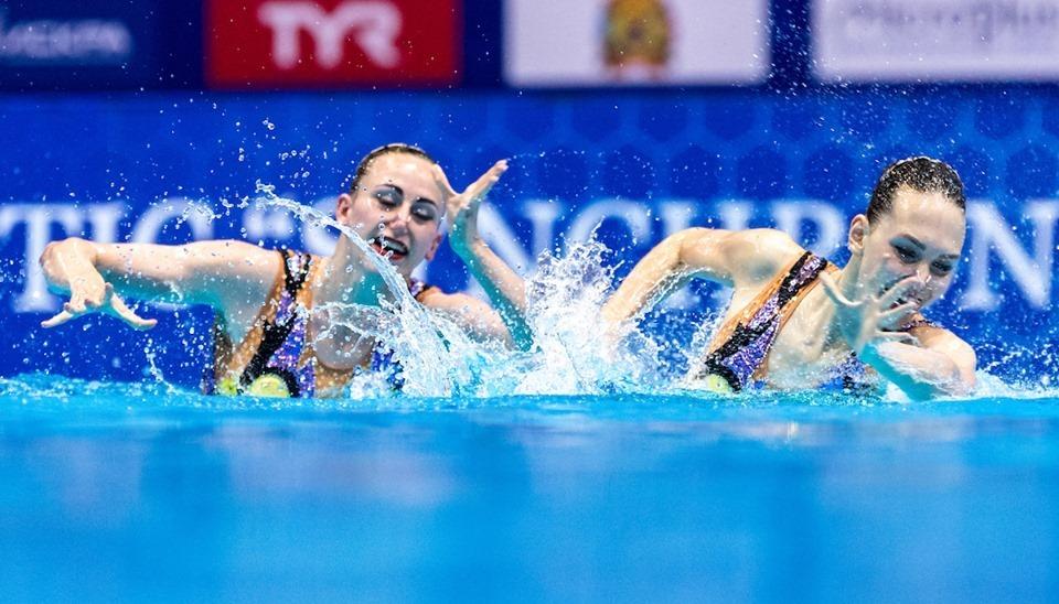 Харківські синхроністки вибороли третю медаль на чемпіонаті світу