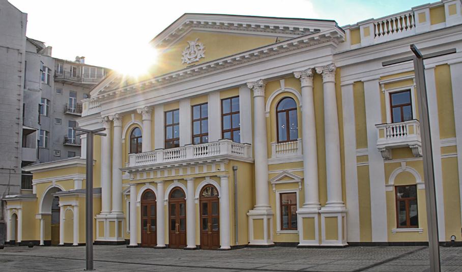 В Харківській філармонії пройшов заключний концерт сезону
