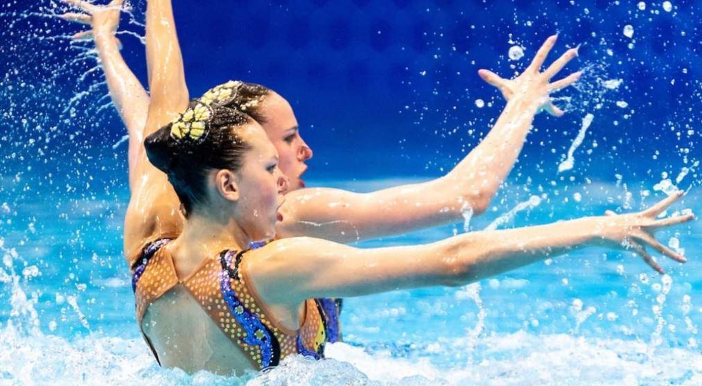 Харківські синхроністки стали третіми на Чемпіонаті світу