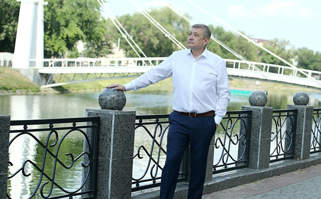 Сергій Чернов: Харківщина не погодиться із моделлю у чотири райони