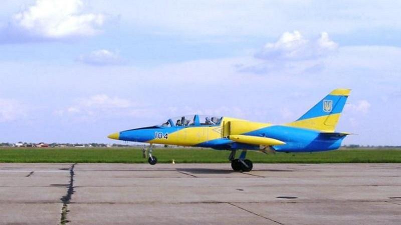 На Харківщині впав тренувальний військовий літак