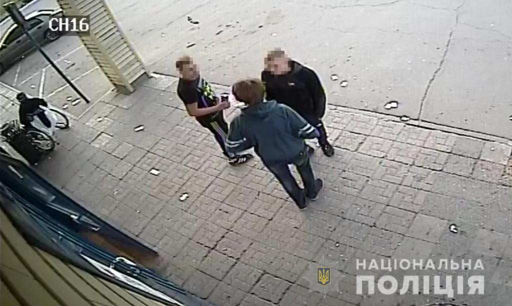 Неповнолітньому повідомили про підозру за п'яний розбій